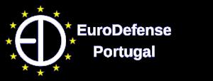 Logo EuroDefense-Portugal_Branco (Fundo Transparente)